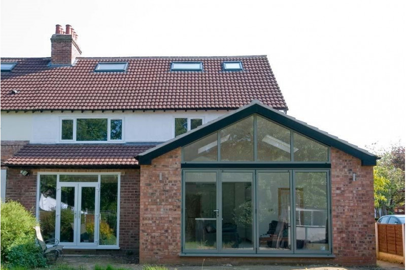 Single Storey Extension-Lincoln 3