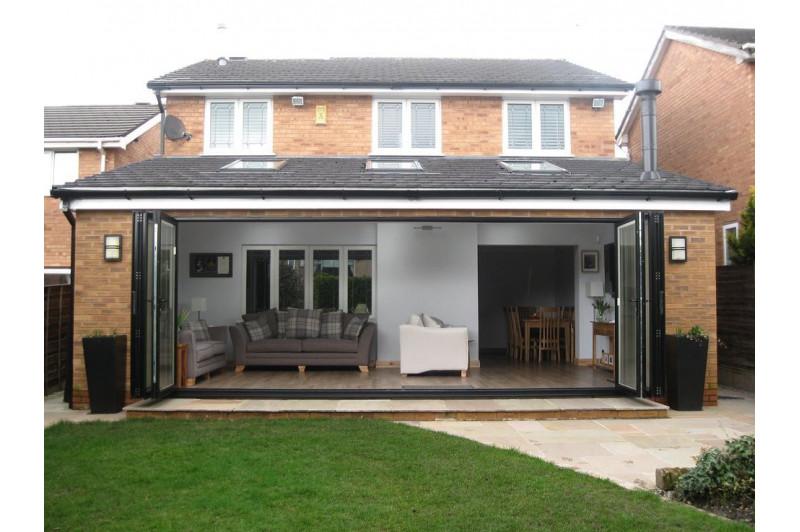Single storey extension-North Hykeham
