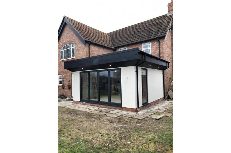 Single storey extension-Saxilby-4